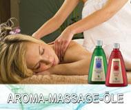 Aroma-Massage-Öle
