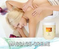 Massage-Creme