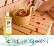 Sauna / Dampfbad