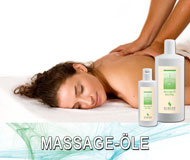 Massage-Öle