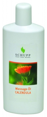 Massageöl Calendula 1000 ml Paraffinfrei