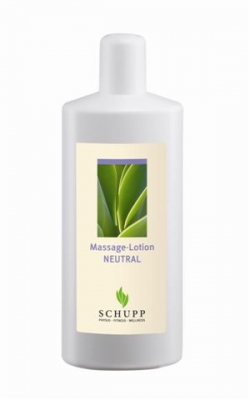 Schupp Massage-Lotion NEUTRAL 1000 ml