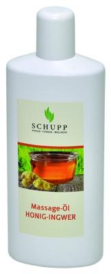 SCHUPP MASSAGE-ÖL HONIG-INGWER 1000 ml Paraffinfrei