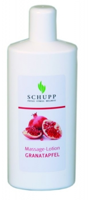 Schupp Massage-Lotion GRANATAPFEL 1000 ml Paraffinfrei