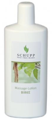 Schupp Massage-Lotion BIRKE 200 ml Paraffinfrei