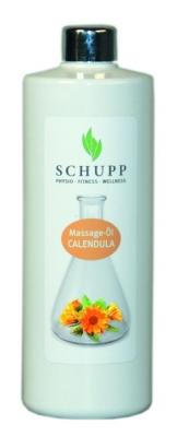 Massageöl Calendula 500 ml + 1 Spender