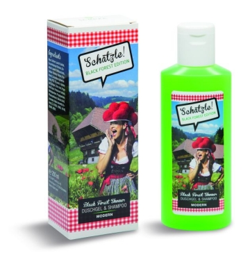 Duschgel & Shampoo Schätzle