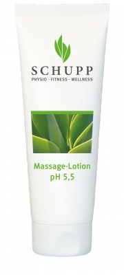 Schupp Massage Lotion pH 5,5 150 ml Tube