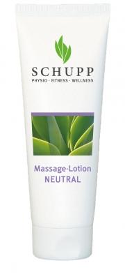 Schupp Massage-Lotion NEUTRAL 150 ml Tube