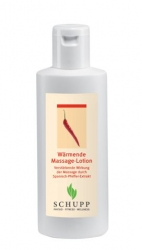 Schupp wärmende Massage Lotion 200 ml