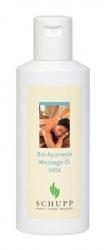Schupp Bio-Ayurveda Massage-Öl VATA 200 ml Paraffinfrei