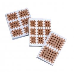 Schupp Gitter-Tape Kinesiologie 2,5cm x 2cm