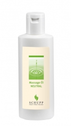 SCHUPP MASSAGE-ÖL NEUTRAL 200 ml