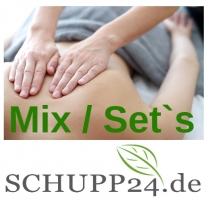 MIX I -  6 x Massagelotion