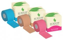 Schupp Tape Starterpaket mit Hautreiniger Schaum-Spenderflasche