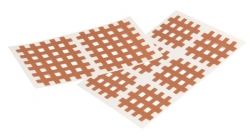 Schupp Gitter-Tape Kinesiologie 5,5x4,5cm
