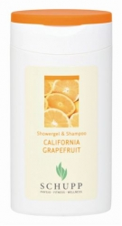 Showergel & Shampoo CALIFORNIA GRAPEFRUIT 200 ml
