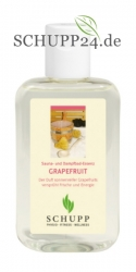 Sauna- und Dampfbadessenz Grapefruit 200 ml