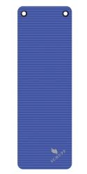 Schupp Gymnastikmatte mit Ösen blau L 180