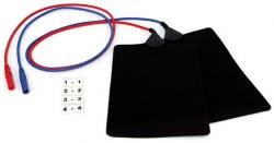 Plattenelektroden 661 Set