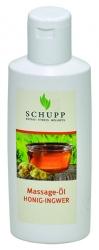SCHUPP MASSAGE-ÖL HONIG-INGWER 200 ml Paraffinfrei