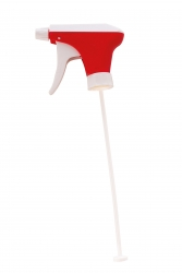 Schaumsprühkopf für Curacid Desinfektionsflaschen 1000 ml