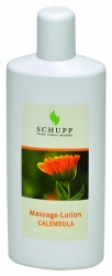 Schupp Massagelotion CALENDULA 6x1000 ml + 1 Spender Paraffinfrei