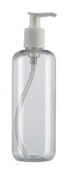 Spenderflasche 500 ml, leer