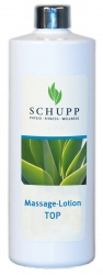 Schupp Massage Lotion TOP 500 ml + 1 Spender