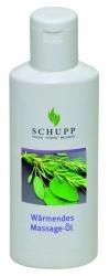 Schupp wärmendes Massageöl 200 ml
