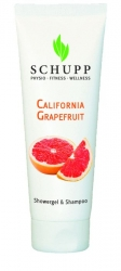 Duschgel CALIFORNIA GRAPEFRUIT 150 ml