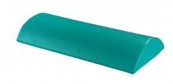 Halbrolle  L 50 x B 20 x H 10 cm Polsterfarbe Schwarz