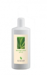 Schupp Massage Lotion pH 5,5 200 ml