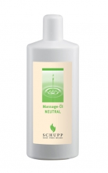 SCHUPP MASSAGE-ÖL NEUTRAL 5 Liter